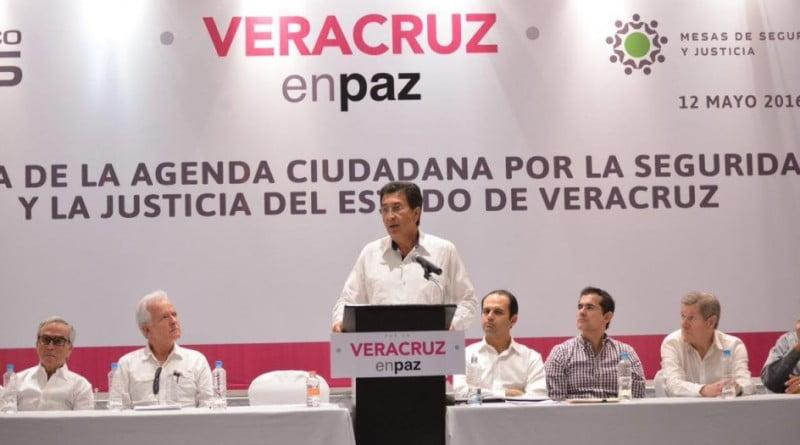 Veracruz no está para hacer experimentos
