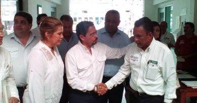 Andrés Zorrilla Moreno visita a Mario Neri Castilla