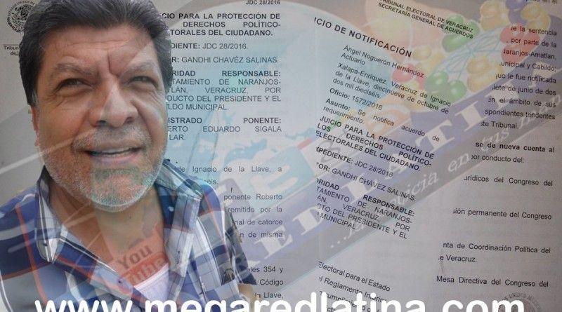 Defrauda Chano Salazar a naranjenses