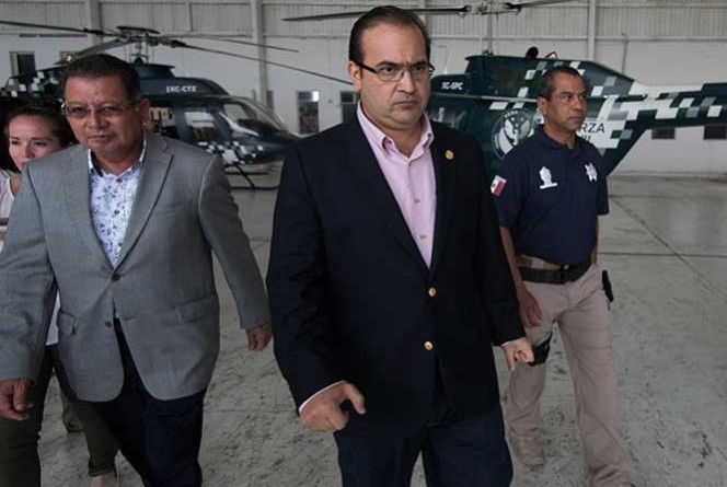 Renuncia de Duarte, un gesto de valentía diputados del PRI