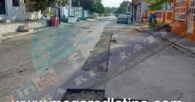 Arranca Programa de Bacheo en la cabecera municipal de San Fernando
