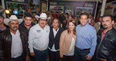 Cruillas presente en la Feria Tamaulipas