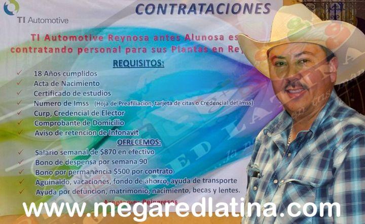 Más empleo Compromiso de la Administración de José Ríos