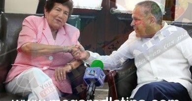 Magdalena Peraza arremete por segunda ocasión contra un ex alcalde