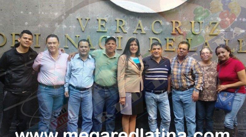 Trabajadores del Ayuntamiento de Naranjos turnan guardia en Palacio de Gobierno y Casa Veracruz