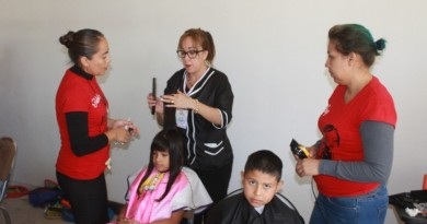 Lleva DIF Municipal Brigada de Apoyo a estudiantes