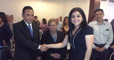 Gana Esther Lozano la Dirigencia Municipal