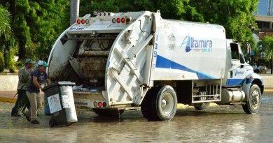 Mejora Gobierno de Altamira elservicio de recolección de basura