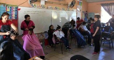 Realiza DIF San Fernando campañas de corte de pelo