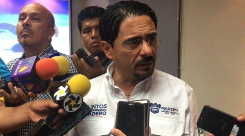 Andrés Zorrilla anuncia la visita del Presidente de Nuevo Laredo