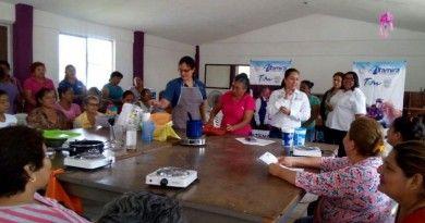 Apoya Gobierno Municipal a madresde familia con