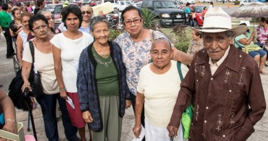 Familias maderenses reciben apoyo gestionado2