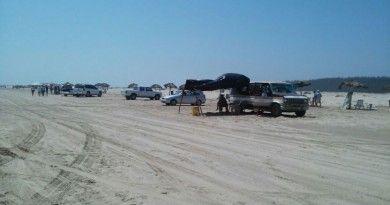 Preparan jornada de limpieza en la playa Tesoro de