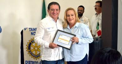 """""""Altamira necesita jóvenes con visión de líderes"""