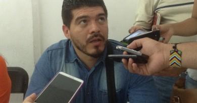 """""""Que Duarte devuelva el dinero que robó""""_ Zenyazen Escobar, diputado de MORENA"""