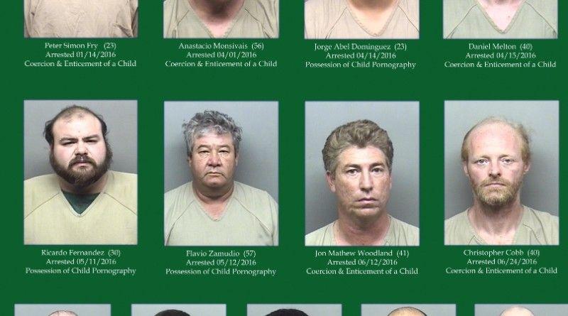 Arrestan a 13 pederastas de Laredo, Texas | MEGA RED LATINA