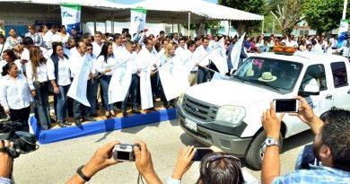 Activan alcaldesa y subsecretario de Salud J