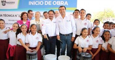 Atienden Gobierno del Estado y Ciudad Madero