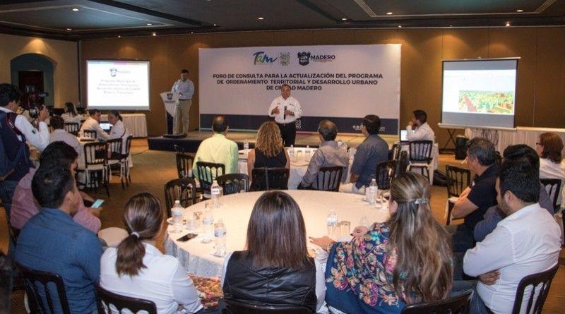 Ciudad Madero brinda certidumbre a inversionista