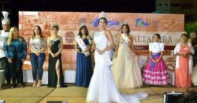 Corona Alma Laura Amparán a Beatriz Alejandra