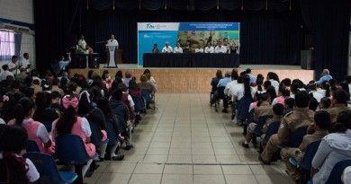 Gobierno Municipal incentiva a estudiantes