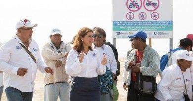 Playa Miramar conserva certificación