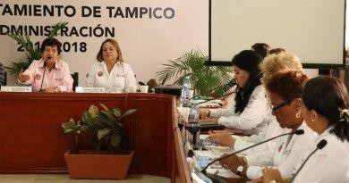 Regidores del Ayuntamiento de Tampico