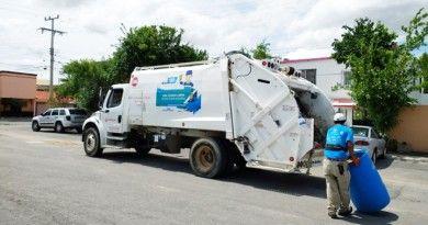 29 May-Recogen la basura