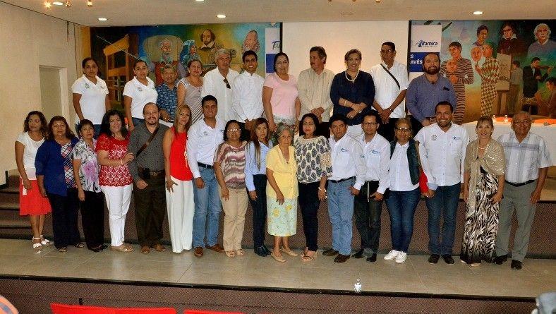 Altamira sede de Reunión de Cronistas