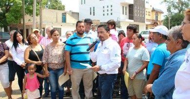 Andrés Zorrilla exhorta a Consejos Vecinales