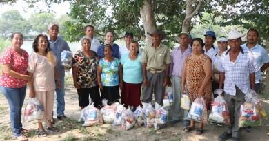 Entrega Sistema DIF Altamira apoyos alimentariosa