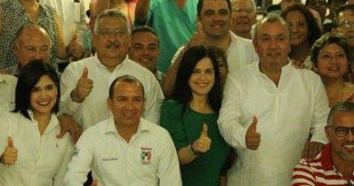 Sostiene reunión PRI Tamaulipas