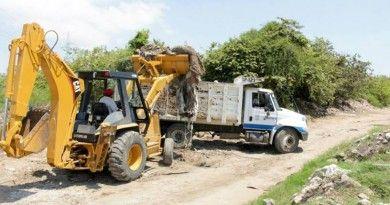 Intensifican en Altamira desazolve