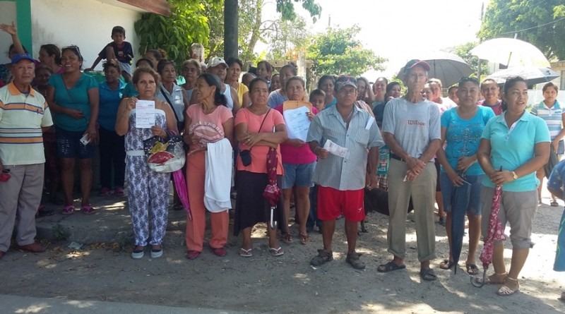 Residentes de la congregación