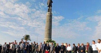 18 Jul-Homenaje luctoso Benito Juárez