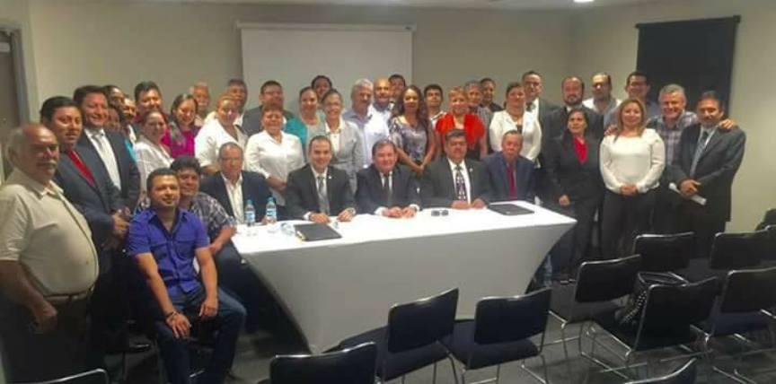 Abogados de Tamaulipas preparados para elegir a Javier López