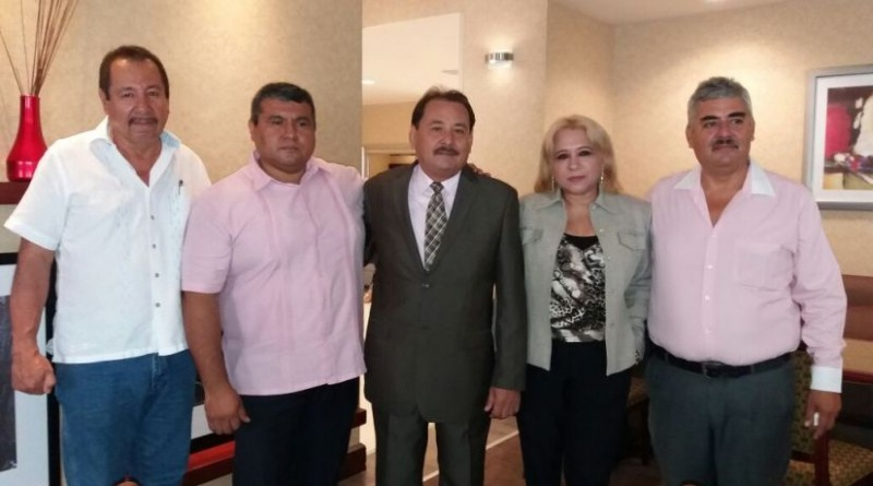 Busca tamaulipeco presidencia de CONCAAM