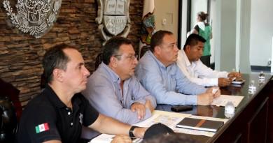 Garantizan total seguridad en la Feria Altamira 2017