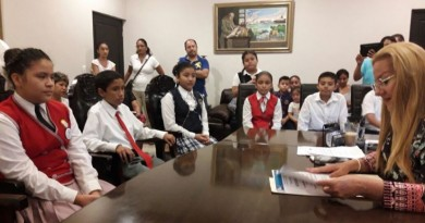 Siete alumnos de Altamira visitarána