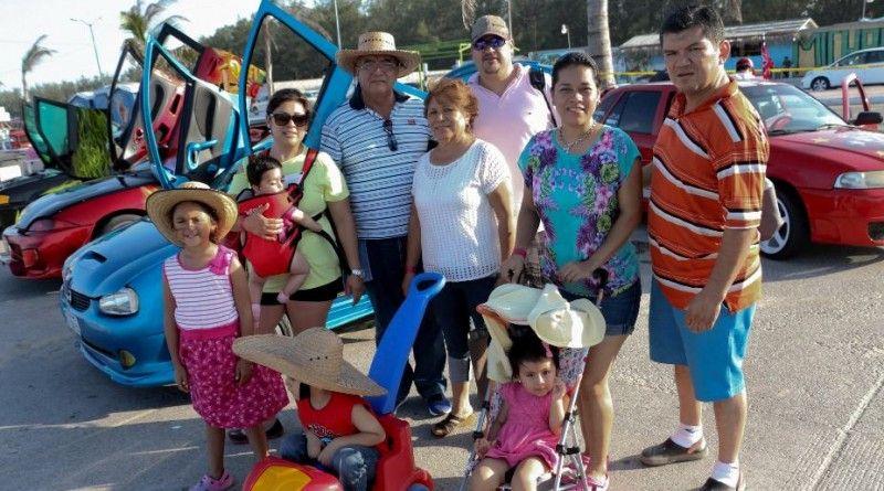 DIF Madero reúne a familias en Expo C