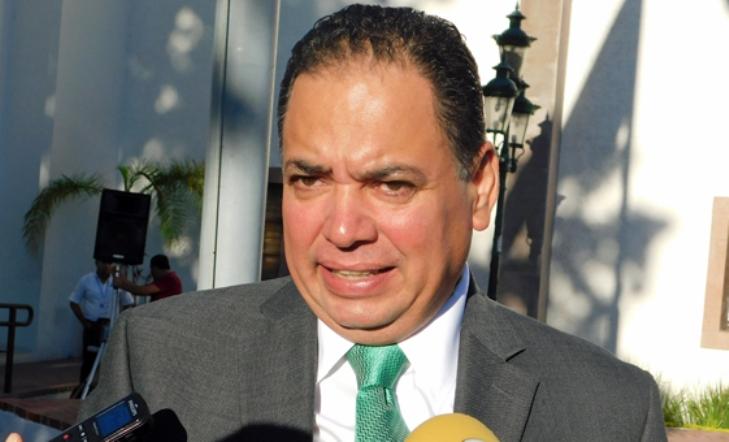 Estoy lsito, dice Jesús Valdez Zermeño