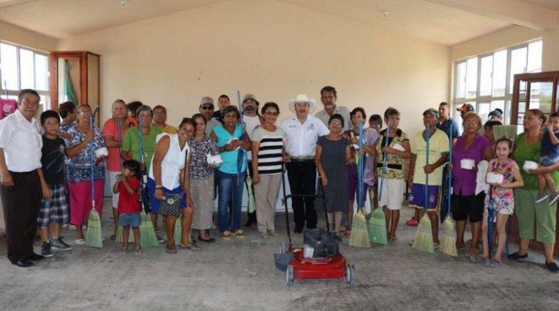 Rehabilitación en comunidades de San Fernando, prioridad