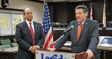 ete Sáez Alcalde de Laredo, Texas