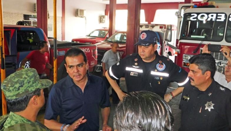 """""""Apagón"""" en Nuevo Laredo duró 8 horas"""