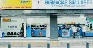 Consultorios de farmacias Similares obligados por Ley a reportar casos de zika