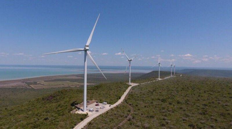 Generará Tamaulipas la quinta parte de energía eólica en el paí