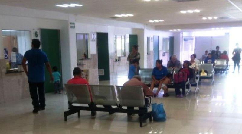 Lluvias no alteran elservicio del Seguro Social en Tamaulipas