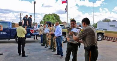 Los Laredos aportan más 100 toneladas de ayuda humanitaria para damnificados