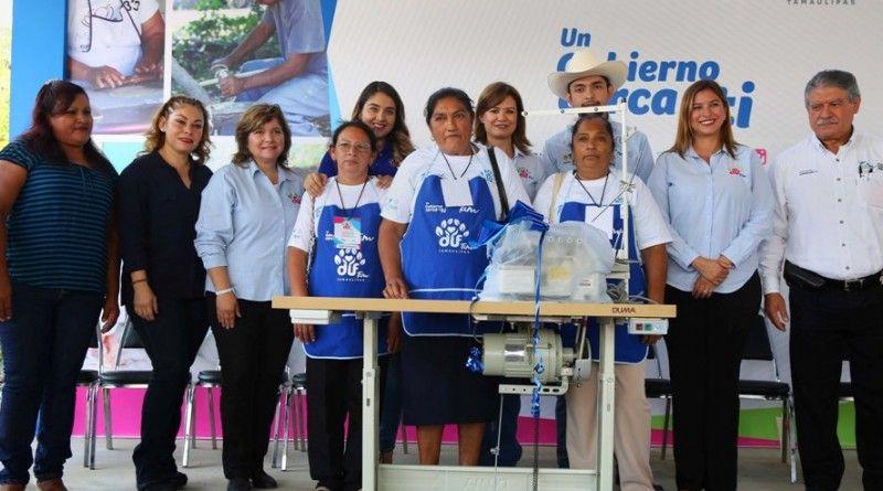 Promueve DIF Tamaulipas Encuentros de Bienestar Comunitario entre localidades rurales. (5)