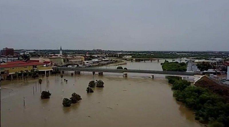 Se quedan sin agua potable más de 100 mil usuarios de Nuevo Laredo